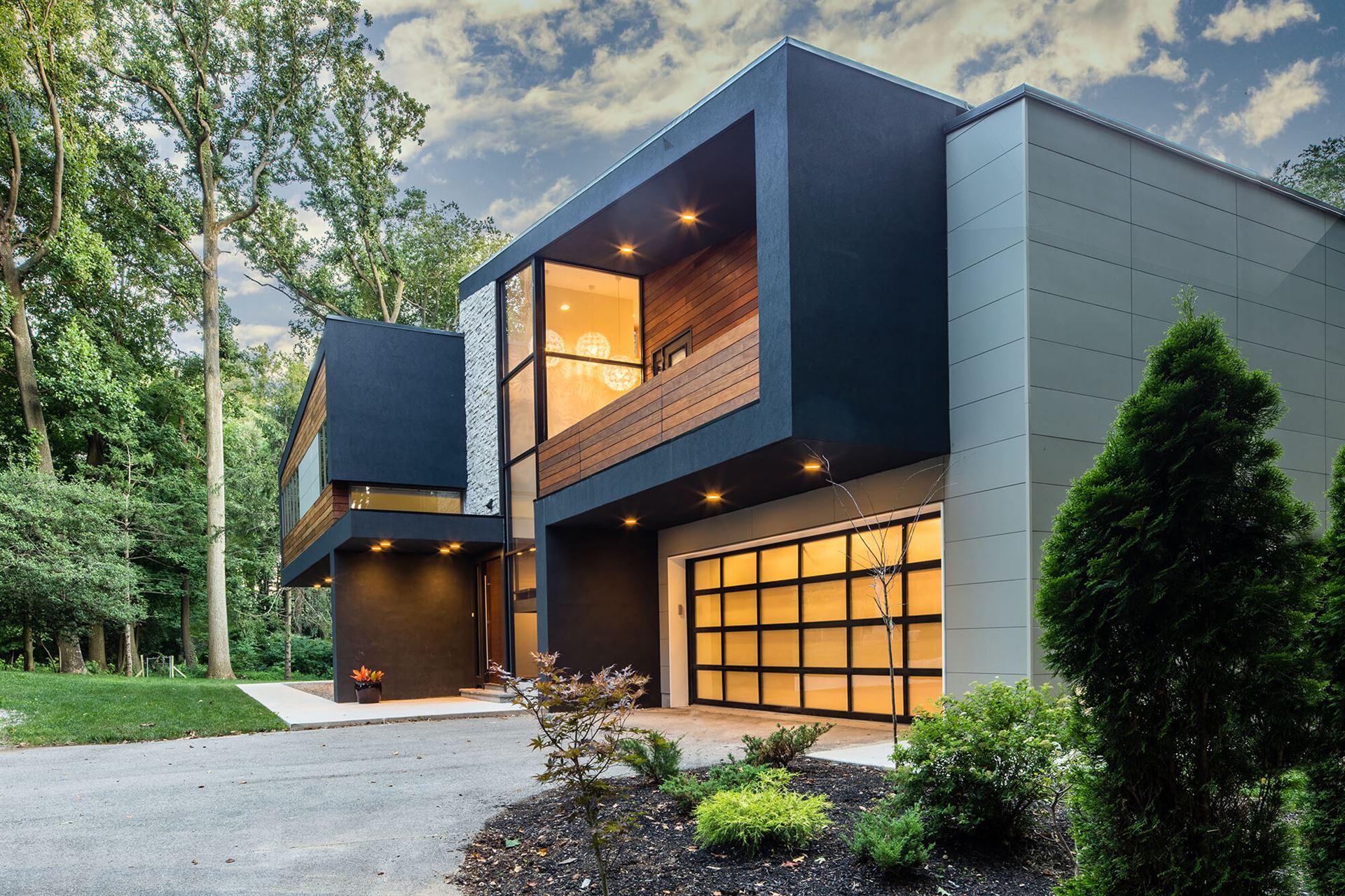 Fiber Cement: A Textured, Modern, Fire-Resistant Siding ...