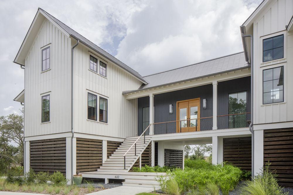 Transitional Modern A Design For Living Fiber Cement Nichiha Usa