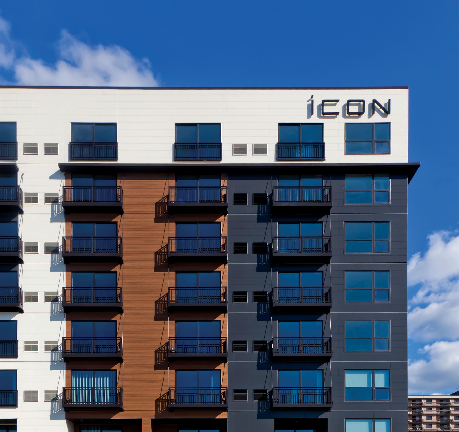 Icon Multifamily Building in Michigan